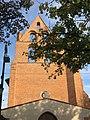 Église Saint-Pierre - Bazus - clocher.jpg