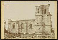 Église Saint-Romain de Targon - J-A Brutails - Université Bordeaux Montaigne - 0633.jpg