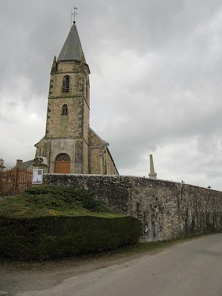 église Sainte-Marie de fr:Saint-Martin-d'Audouville