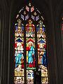 Église de Sainte-Catherine-de-Fierbois, vitrail 04.JPG