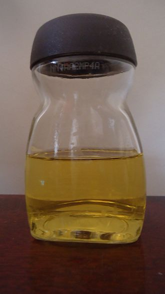 Citronella oil - Citronella oil