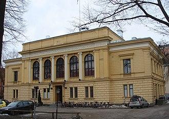 Östgöta nation (Uppsala) - Image: Östgöta nation 1