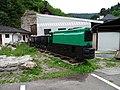 Špania Dolina, banský vlak.jpg