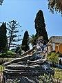 Ο 'Αχιλλεύς Θνήσκων' στο Παλάτι της πριγκίπισσας Σύσι (Κέρκυρα).jpg