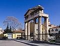 Πύλη Αρχαίας Ρωμαϊκής Αγοράς, Αθήνα 6193.jpg