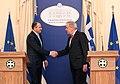 Συνάντηση ΥΠΕΞ Δ. Αβραμόπουλου με E. Hoxhaj (8540249800).jpg