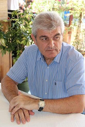 Aleksandr Panayotov Aleksandrov - Aleksandrov on 23 June 2013.