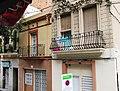 Барселона (Испания) Старый дом на узкой улочке - panoramio.jpg