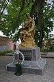 Братська могила воїнів Радянської Армії та партизан, які загинули в роки Великої Вітчизняної війни, Богуслав 001.jpg