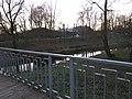 Брэст. Брэсцкая крэпасць. Мост цераз Мухавец (02).jpg