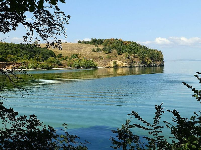 Samarskaya Luka National Park