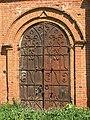 Врата храма, которые сняли воры, а потом установили обратно.jpg