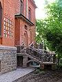 Вхід з боку двору, Будинок губернського земства, пл.Леніна, 2, м.Полтава.JPG