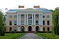 Відреставрований палац Грохольських, ВороновицяP1400530.jpg
