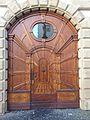 Дверь в храм теософии--- Очень понравилась! За этой дверью действительно преподают теософию-Трир-Германия- 2014-07-08 07-17.jpg