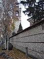 """Изглед от улицата към къща-музей """"Неофит Рилски"""".jpg"""