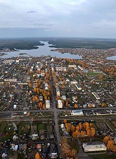 Kirs, Russia Town in Kirov Oblast, Russia