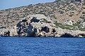 Мыс с глазами. Остров Symi. Greece. Июнь 2014 - panoramio.jpg