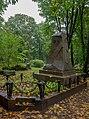 Новодевичье кладбище. Могила Направник.jpg