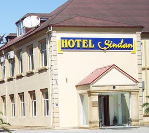 Astara, Azerbaijan - Hotel Shindan