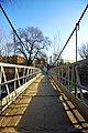 Подвесной пешеходный мост - panoramio - Oleg Seliverstov.jpg