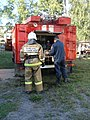 Пожарные службы субъекта, Коряжма.JPG