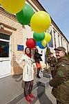 Президент України Петро Порошенко привітав молодих офіцерів з випуском 596 (16738388137).jpg
