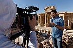 Работа зарубежных СМИ в городе Пальмире во время концерта «С молитвой о Пальмире» (30).jpg