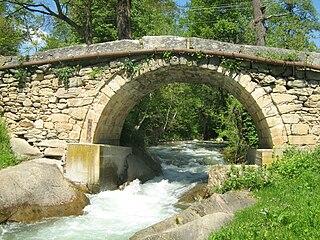 Bogomila village in Macedonia