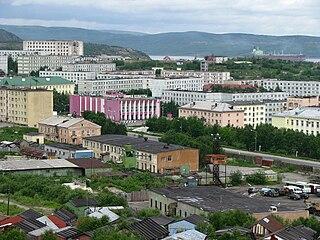 Roslyakovo, Murmansk Oblast Place in Murmansk Oblast, Russia