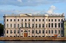 Санкт-Петербург. Дворцовая наб. 2. Дом И.И.Бецкого. 1784-1787, 1830 гг.JPG