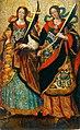 Св.Варвара і Катерина. 1740-ві рр.jpg