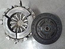 Опорний диск сцепления до мотоблока зубр