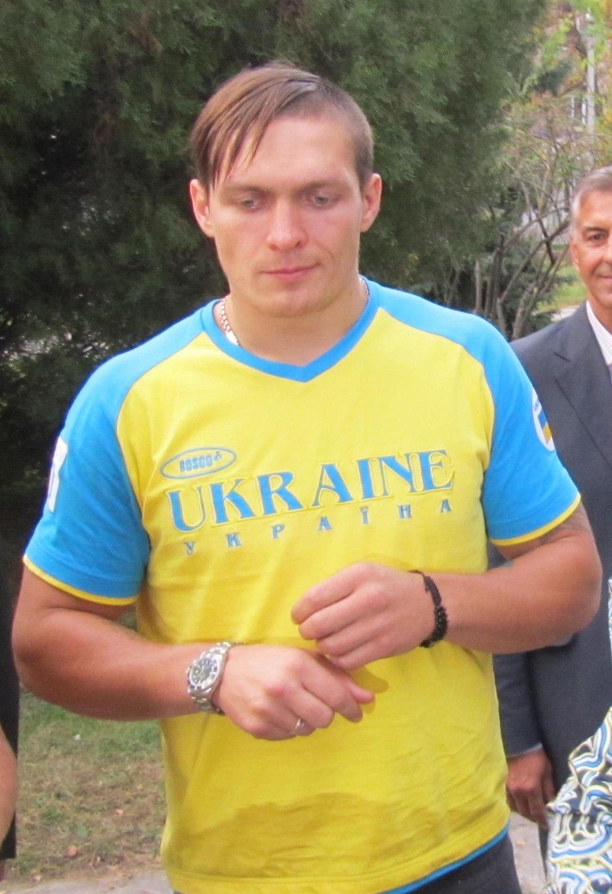 Oleksandr Usyk — Wikipédia