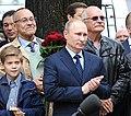 Церемония открытия памятника Сергею Михалкову 02 (cropped).jpeg