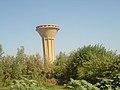 خزان المياه في مدينة القورية الحرة.jpg