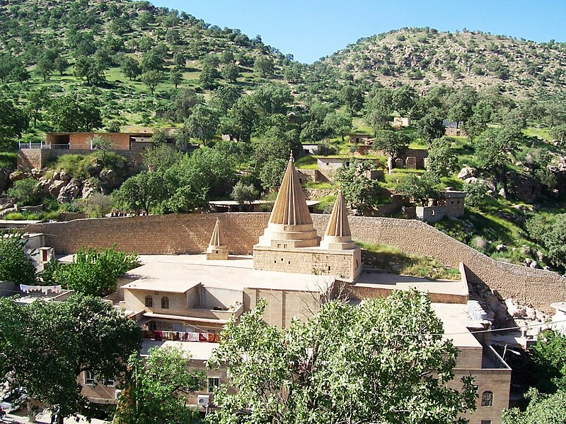 File:معبد لالش نوراني - من نزار ايزيدي - panoramio.jpg