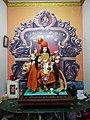 कोजागिरी पौर्णिमेनिमित्त देवी मंदिरातील विशेष पूजा.jpg