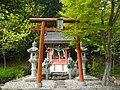 五條市岡町(八幡御霊神社境内) 厳島神社 Itsukushima-jinja 2011.4.29 - panoramio.jpg
