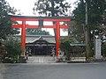 五條市霊安寺町 御霊神社 Goryō-jinja, Ryōanji-chō 2011.3.31 - panoramio.jpg