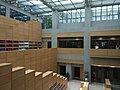北京外国语大学图书馆大厅 library hall, Beijing Foreign Studies University, Jun 2016.jpg