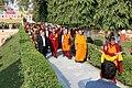 大寶法王噶瑪巴與大會主席 堪祖蔣康仁波切 - HH 17th Karmapa and the Chairman, Khentrul Gyang Khang Rinpoche (12482714555).jpg