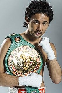 Shinsuke Yamanaka Japanese boxer