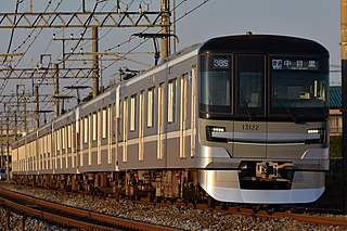 Tokyo Metro 13000 series Japanese electric multiple unit train type
