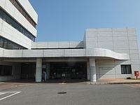 群馬県立小児医療センター前景.JPG