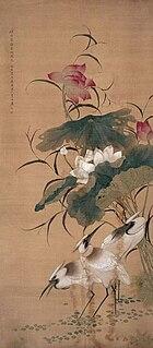 Li Yin Qing dynasty 17th-century Chinese woman painter