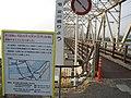 赤川仮橋 Akagawa temporary bridge - panoramio.jpg