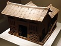 0025 - 0220 Pottery Three-sided Courtyard House Eastern Han Dynasty National Museum of China anagoria.jpg