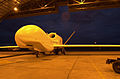 010513-N-FF838-007 -- EXERCISE TANDEM THRUST 2001, ADELAIDE, Australia -- The Global Hawk is prepared after preflight checks for its twenty four hour mission out of Edinburgh Air Force Base in Adelaide, South 010513-N-FF838-007.jpg