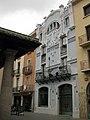 027 Casa Clapés, pl. Porxada 14 (Granollers).jpg